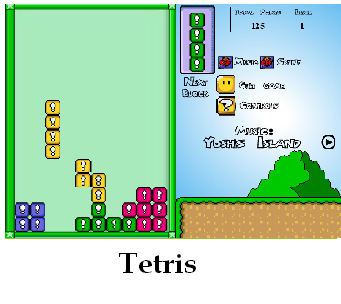 Tetris, Kit Dental